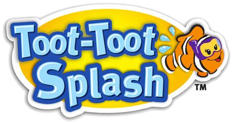 Official Toot-Toot Splash logo