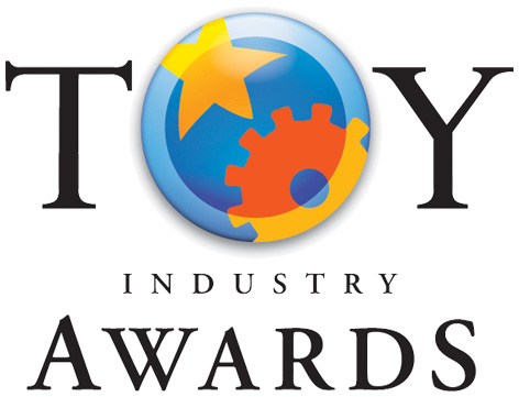 The official Toy Industry Awards logo