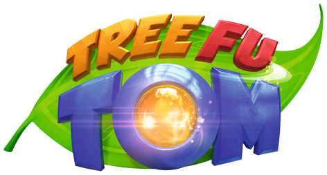 Official Tree Fu Tom logo