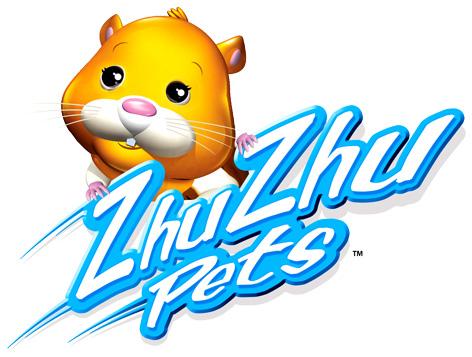 Official Zhu Zhu Pets Logo