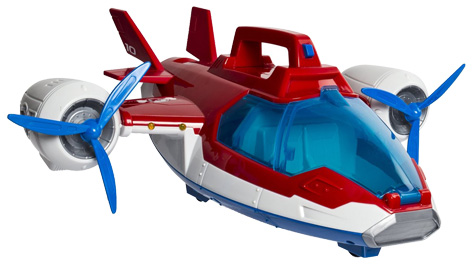 Paw Patrol Air Patroller Plane