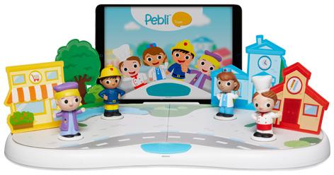 Pebli Town Starter Pack