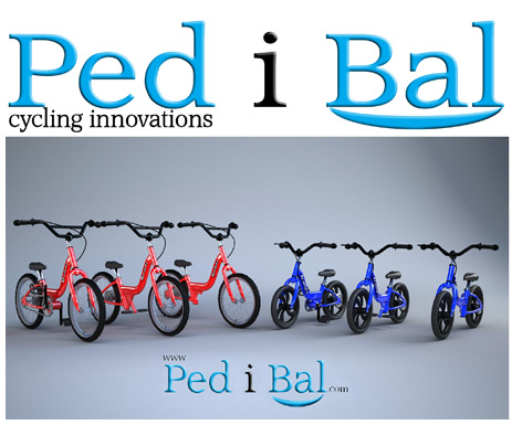 Ped i Bal advert