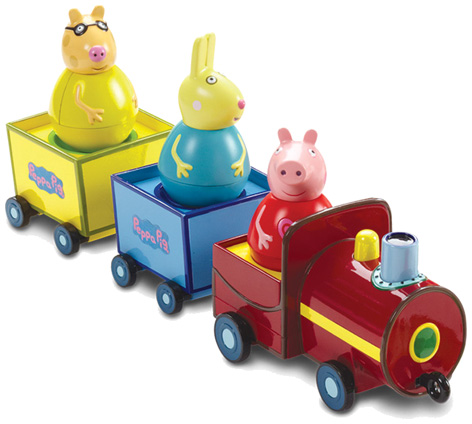 Peppa Pig Weeble Train