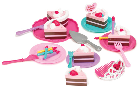 Play Circle's Princess Party Playset