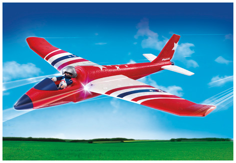 Star Flyer Jet from Playmobil