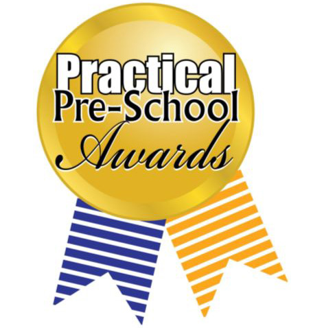 The Practical Preschool Awards Logo