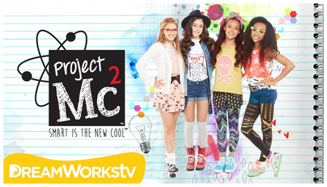 Project Mc2 TV show advert