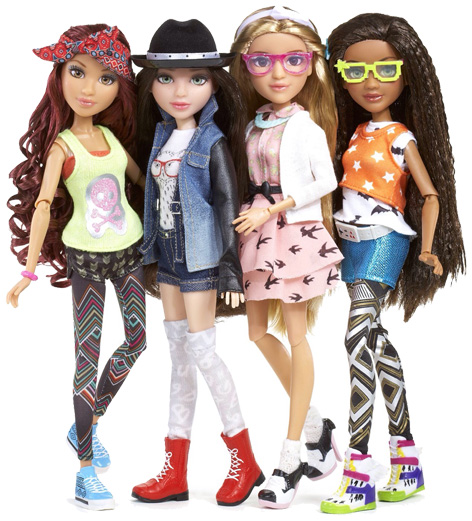 Project Mc2 Dolls