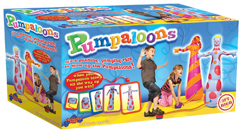 Packaging for the Pumpaloons!