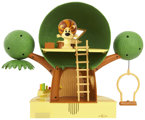 Raa Raa The Noisy Lion Playset