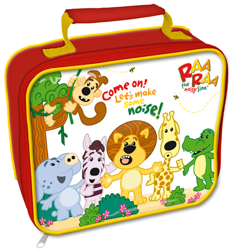 Raa Raa the Noisy Lion Lunchbox from Spearmark