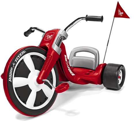 Radio Flyer Big Flyer Trike RF79