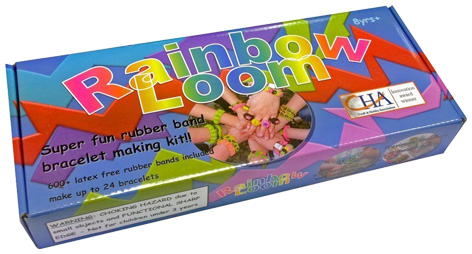 Rainbow Loom packaging