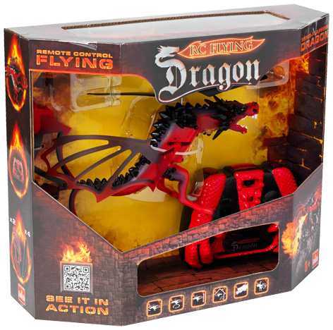 RC Flying Dragon