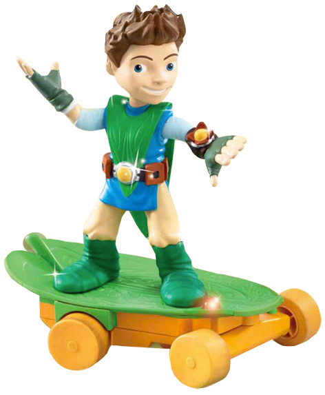 Tree Fu Tom Leafboard Adventure