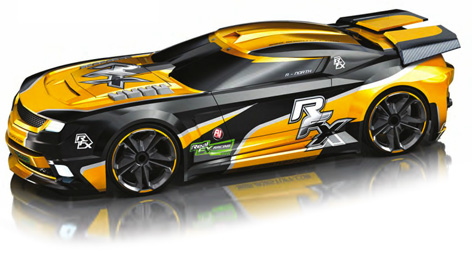 Real FX Racing Car