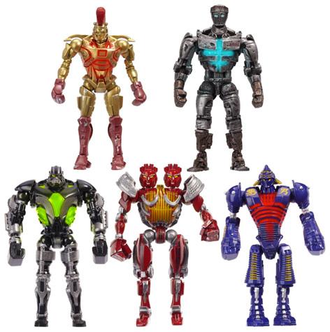 Real Steel Action Figures