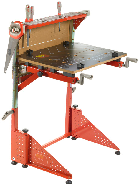 Red Toolbox Workbench