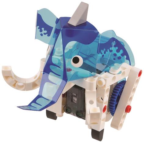 Remote Control Elephant