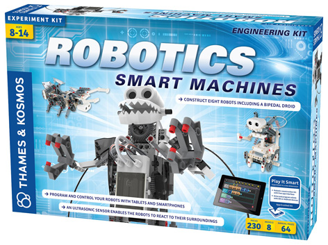Robotics Smart Machines set