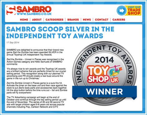 Sambro Blog