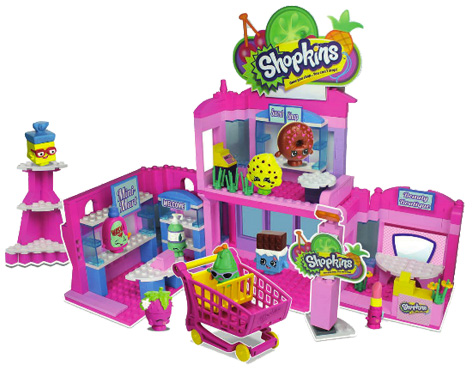 Shopkins Kinstructions