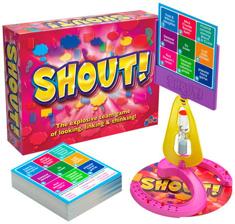 Shout Packaging