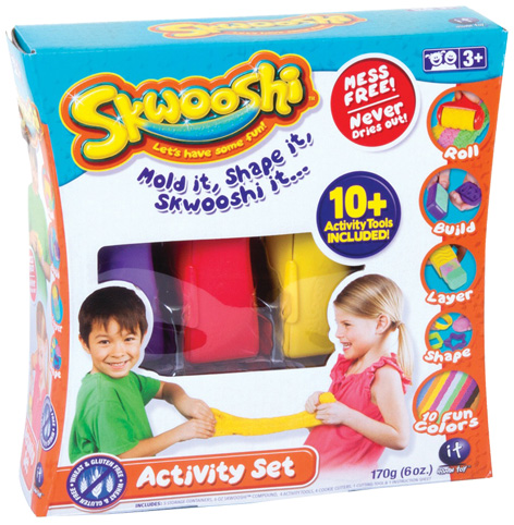 Skwooshi packaging