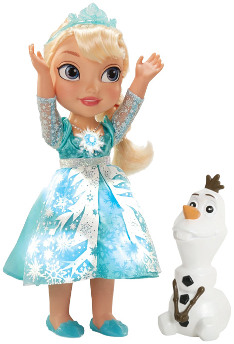 Snow Glow Elsa Toys