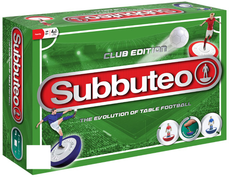 Subbuteo Clud Edition Box