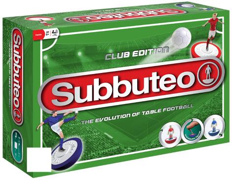 Subbuteo Clud Edition Box
