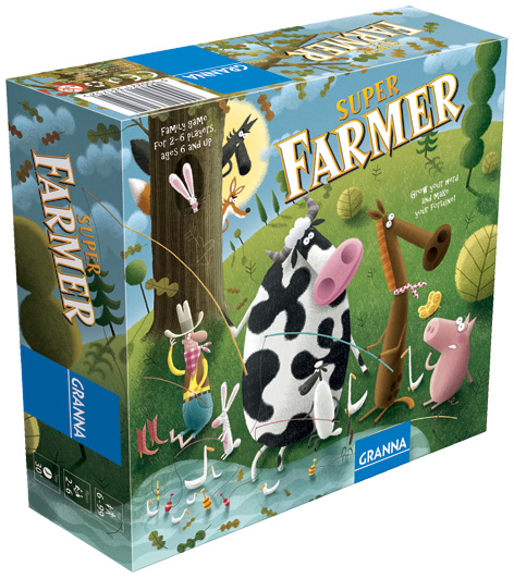 Super Farmer Packaging