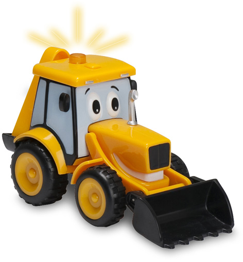 Talking Joey JCB Toy