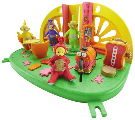 Teletubbies playset