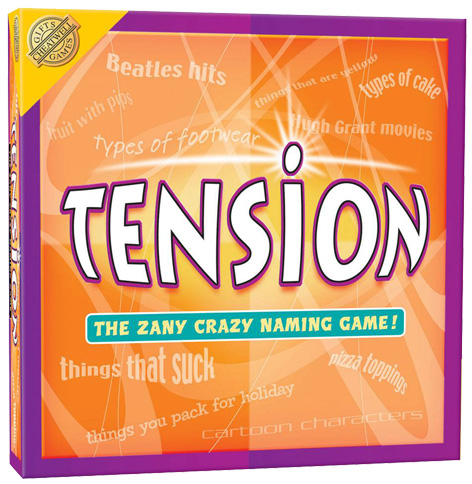 Tension board game from Cheatwell Games