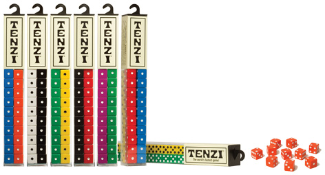 Tenzi games