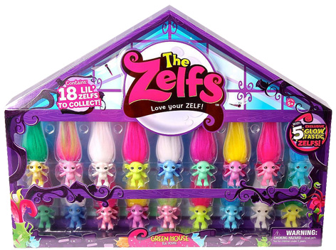 The Zelfs packaging