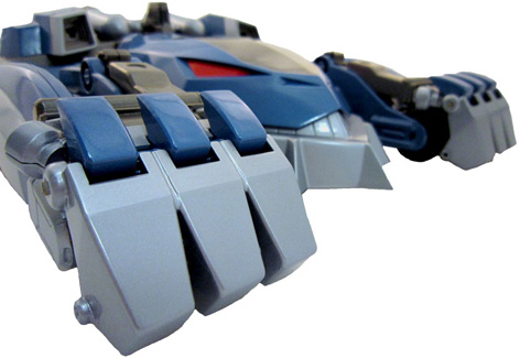 Thunder  Toys on Thundercats Thundertank   The New Thundercats Thunder Tank Toy From