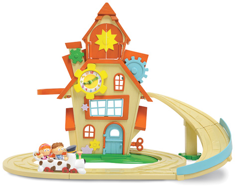 Clockhouse Playset