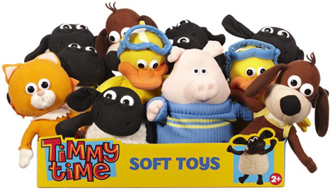 Timmy Time Soft Toys
