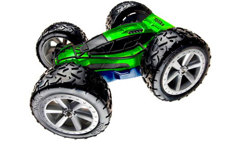 The Tonka Ricochet Stunt Pro RC Car