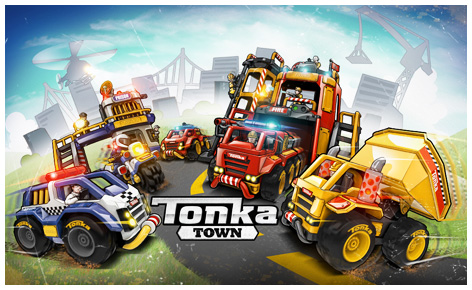 Tonka Town Group Shot