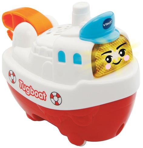 Toot-Toot Splash Tugboat