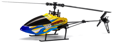 Top Race Stunt RC Helicopter