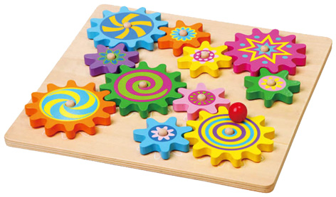 Wooden Jigsaw from Viga