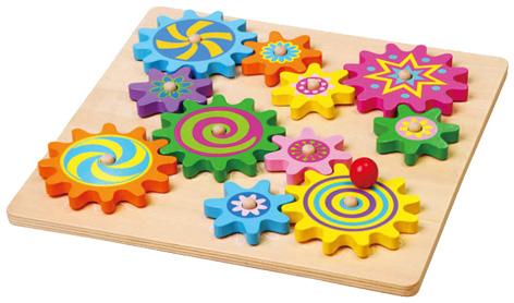 Wooden Jigsaw from Viga