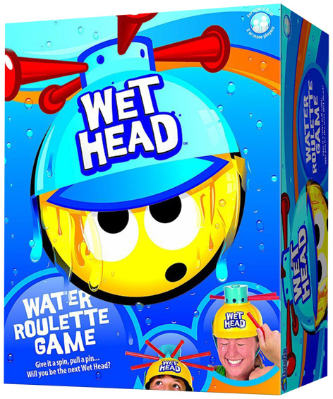 Wet Head packaging