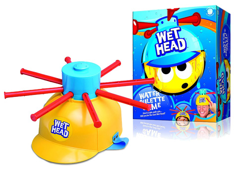 Wet Head action game