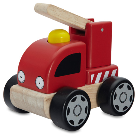 Wonderworld Baby Fire Engine